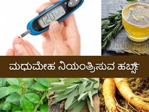 Effective Herbs To Lower Blood Sugar Levels In Kannada