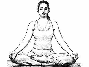 Yoga Asanas Helps You For Hair Growth In Kannada