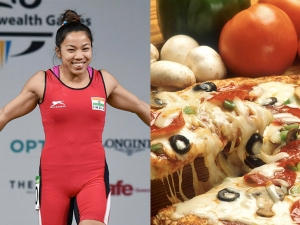 Dominos India Offers Weightlifter Mirabai Chanu Free Pizza For Lifetime After Winning Silver Medal A