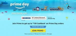 Amazon Prime Day Sale Phones Headphones Jewellary Books And Clothes Discounted Products In Kannada