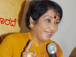 Interesting Facts About Veteran Actress Jayanthi In Kannada