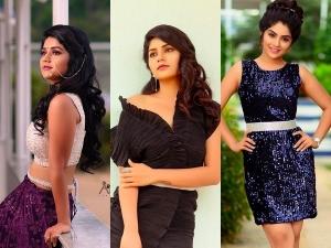 Megha Shetty Glamourous Fashion Statement Look