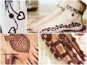 Raksha Bandhan Mehndi Designs Beautiful Mehndi Designs For Raksha Bandhan In Kannada