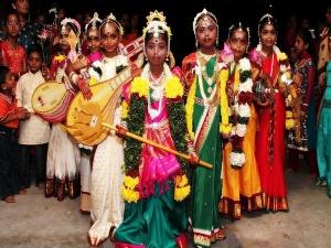 Navratri Kanya Puja On Maha Ashtami 2021 Date Shubh Muhurat Puja Vidhi Samagri And Importance In