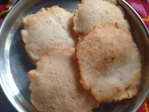 Pattari Recipe For Breakfast In Kannada